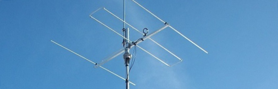 Amateur antenna toower was specially